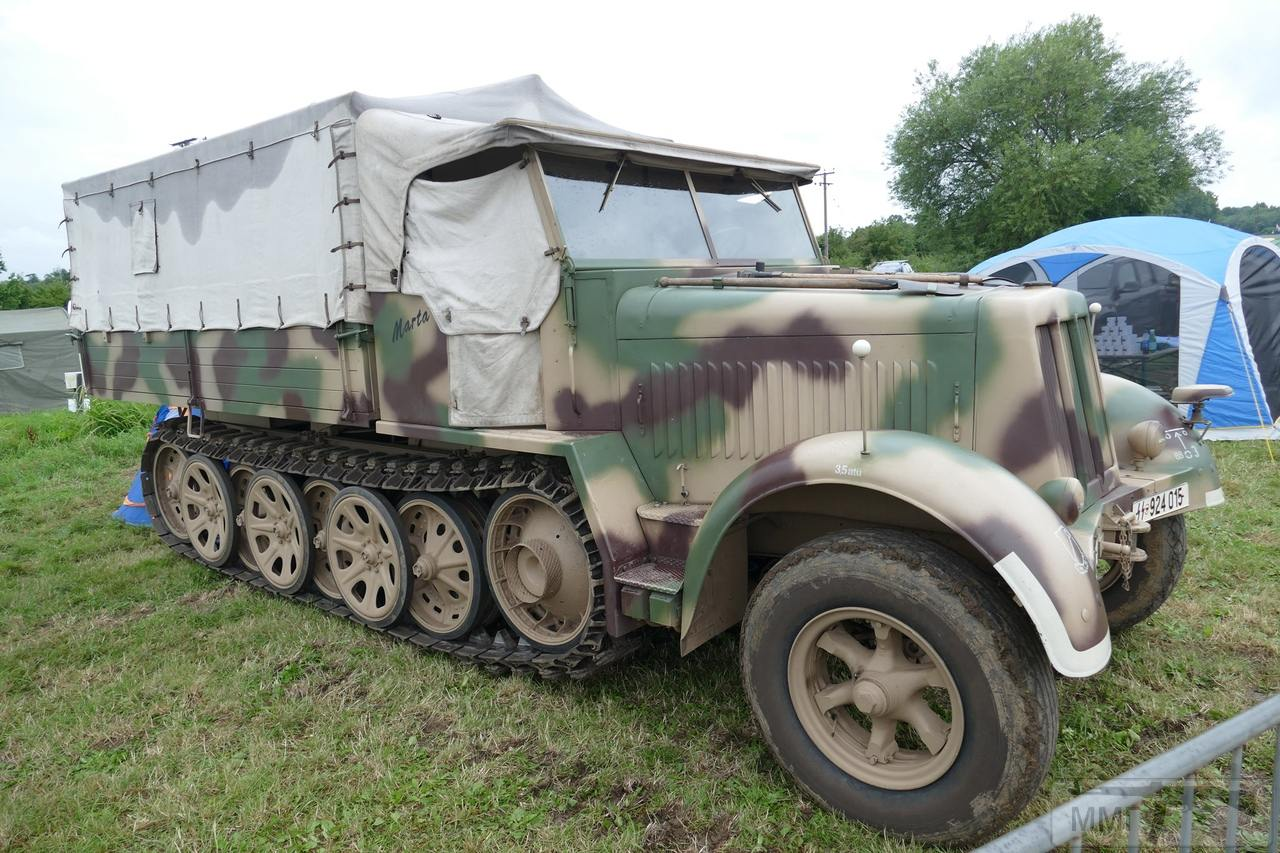 56349 - Грузовые и спец.автомобили Третьего рейха