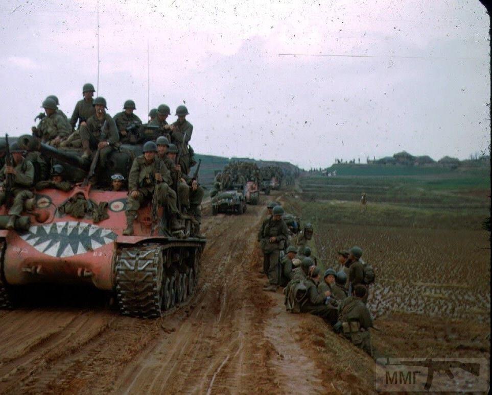 56350 - Война в Корее (25.06.1950 - 27.07.1953)
