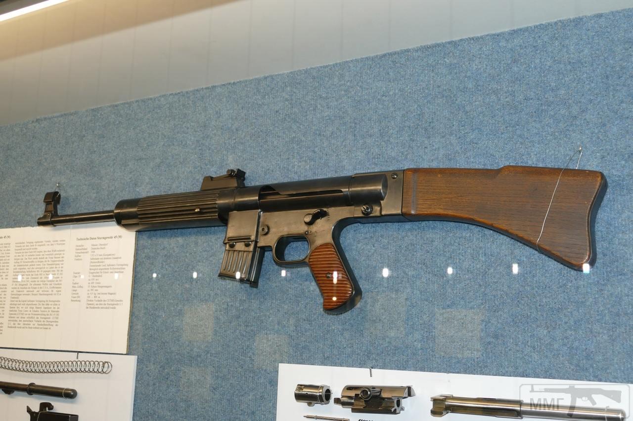 56376 - Sturmgewehr Haenel / Schmeisser MP 43MP 44 Stg.44 - прототипы, конструкция история