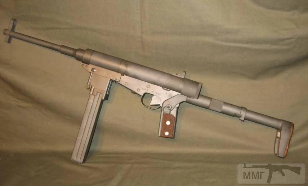 56444 - Редкие пистолет-пулемёты.