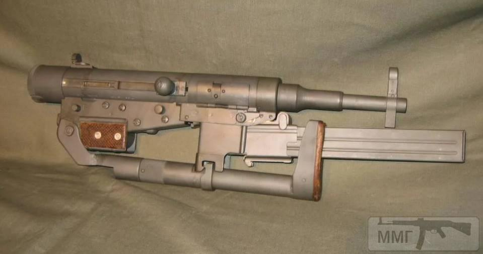 56445 - Редкие пистолет-пулемёты.