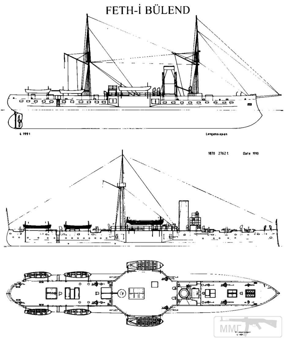 56447 - Корабли – уроды.