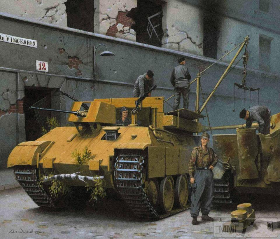 56455 - Самоходные орудия на гусеничном ходу