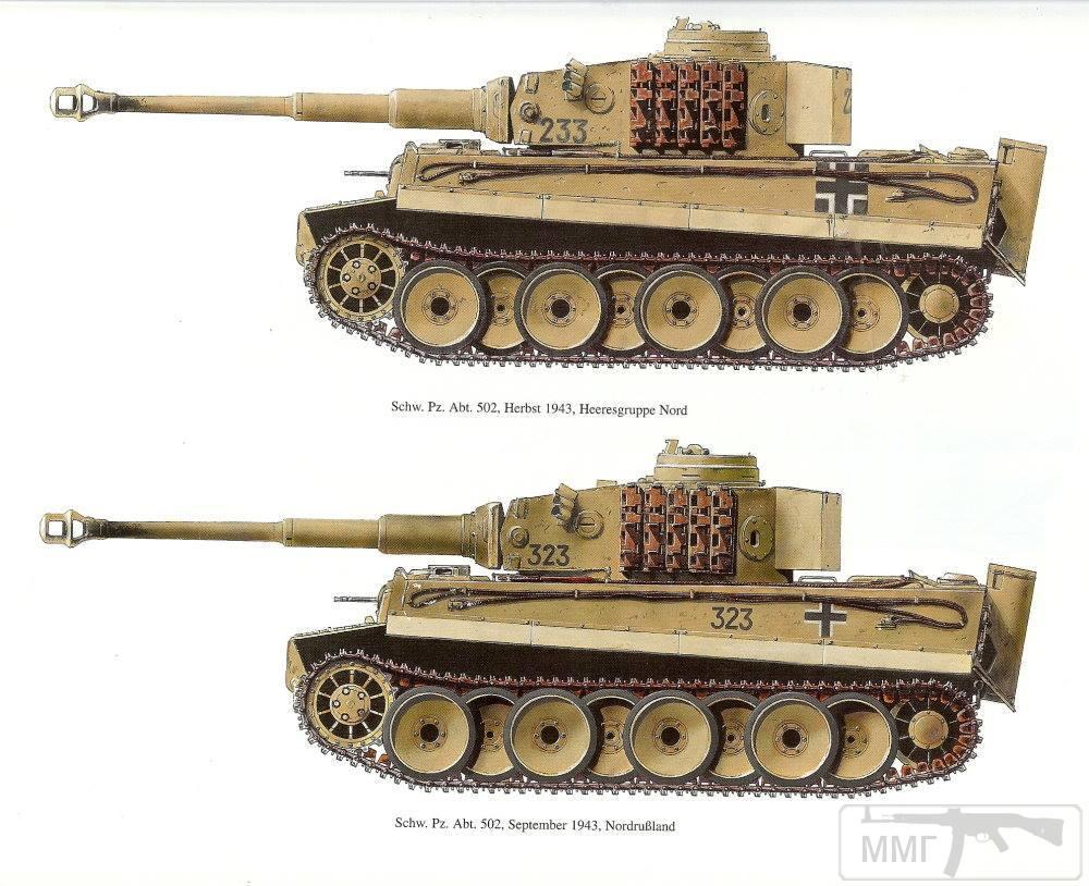 56458 - Танк Тигр - лучший танк Второй Мировой Войны?