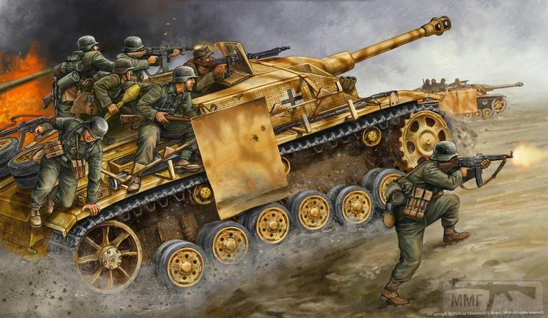 56462 - Самоходные орудия на гусеничном ходу
