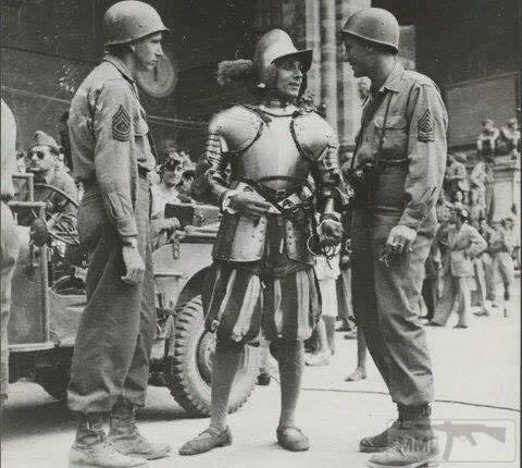 56463 - Военное фото 1939-1945 г.г. Западный фронт и Африка.
