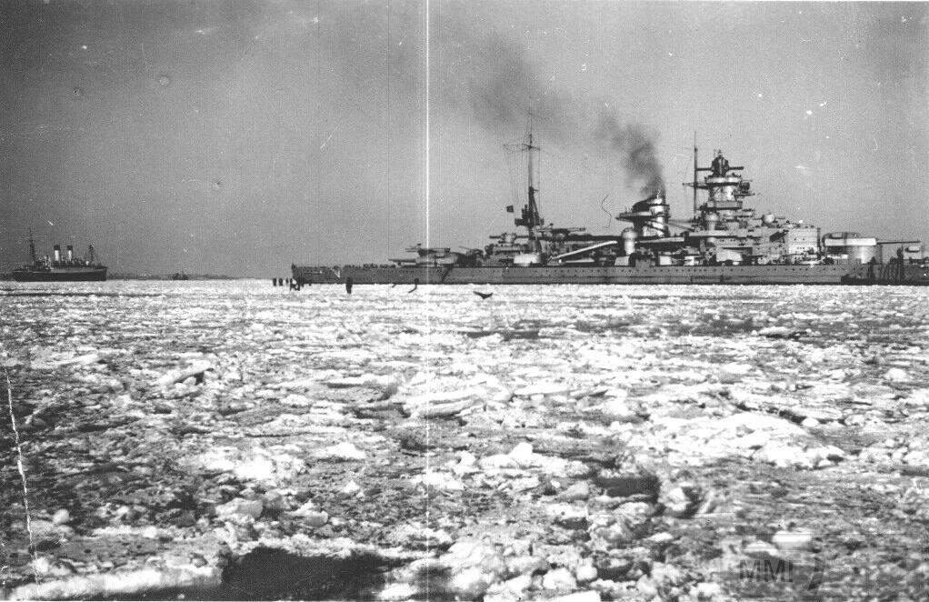 56476 - Линкор Scharnhorst