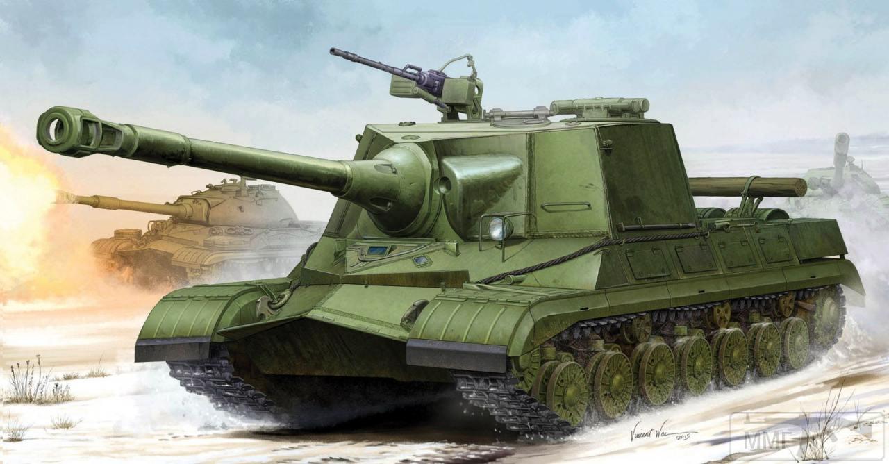 56492 - Не пошедшие в серию послевоенные прототипы