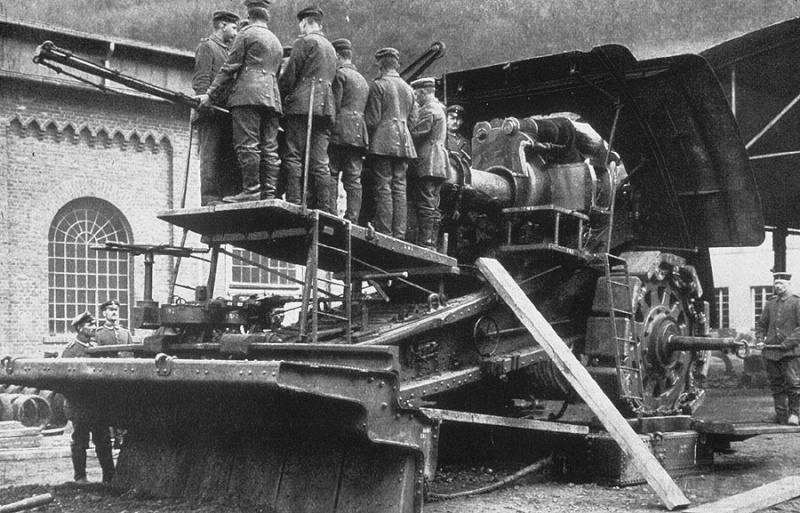 5657 - Артиллерия 1914 года