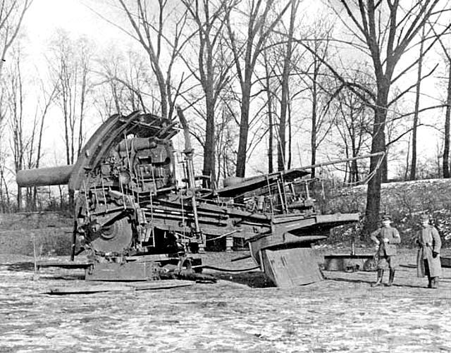 5658 - Артиллерия 1914 года