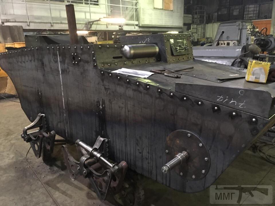 56627 - Деревянный танк