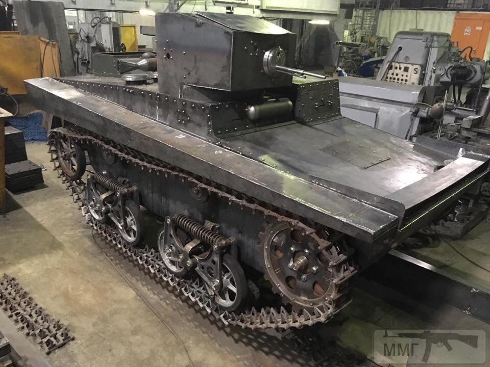 56628 - Деревянный танк