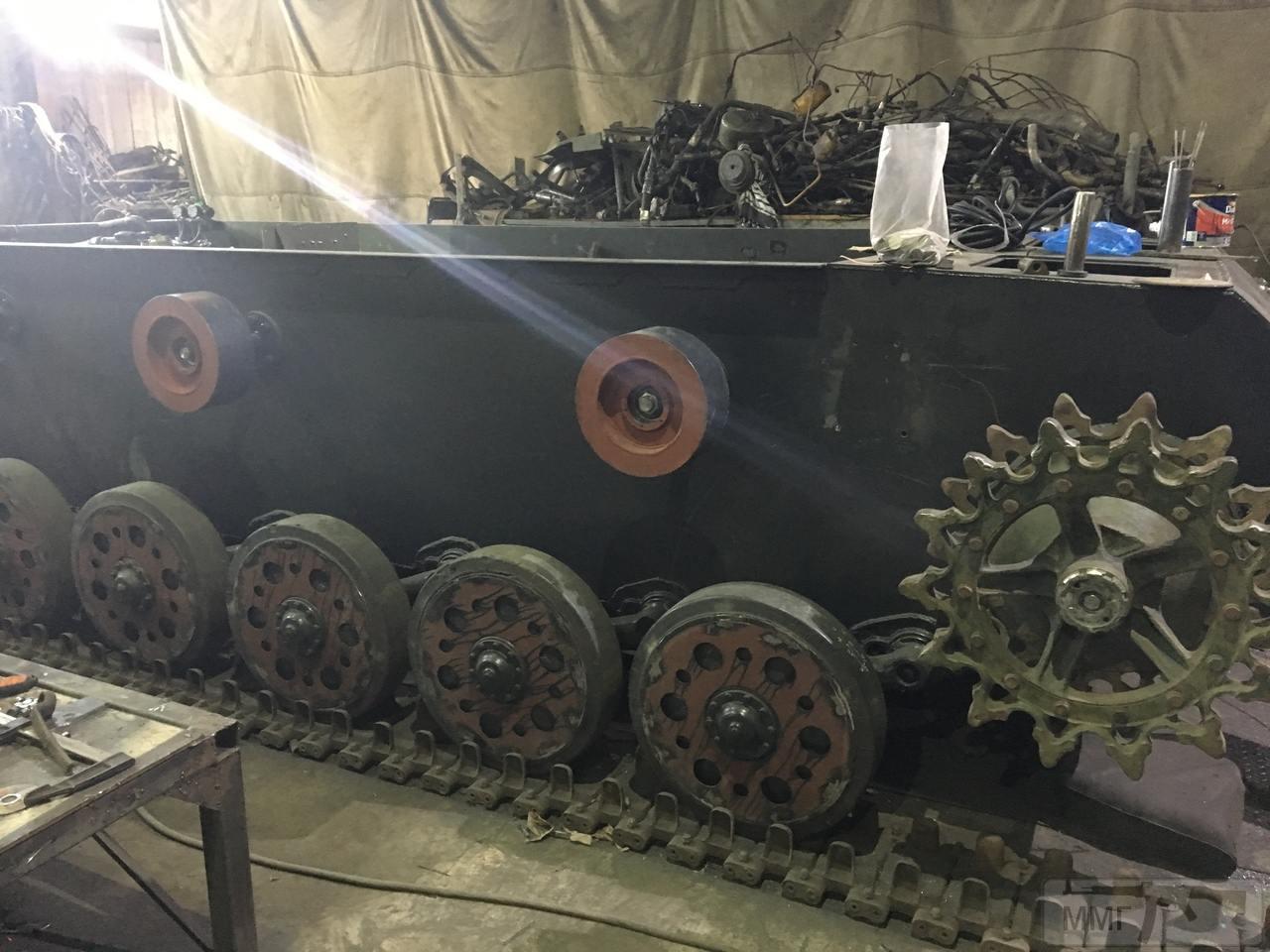 56635 - Деревянный танк