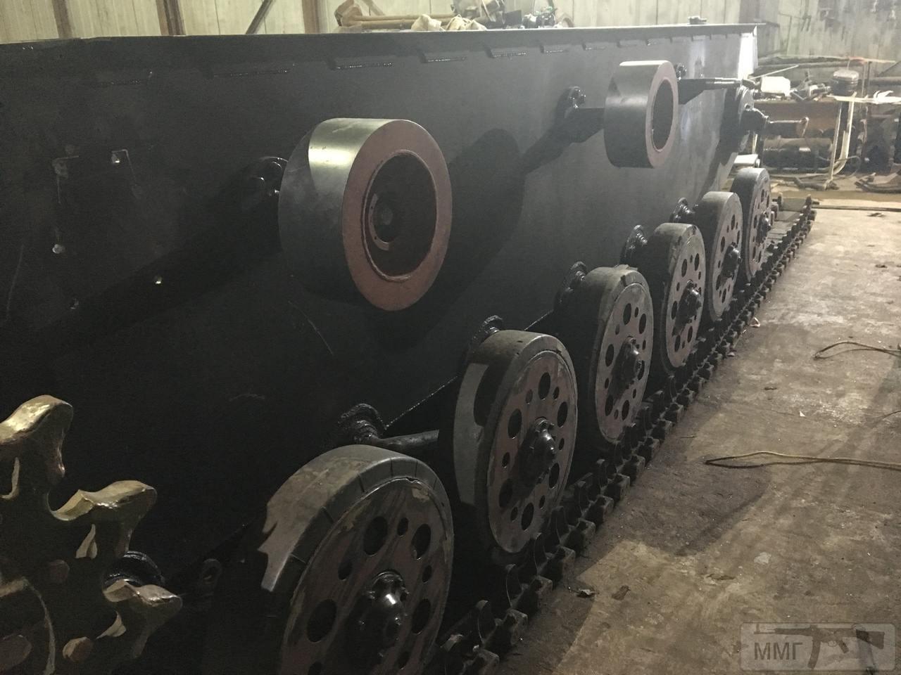 56636 - Деревянный танк