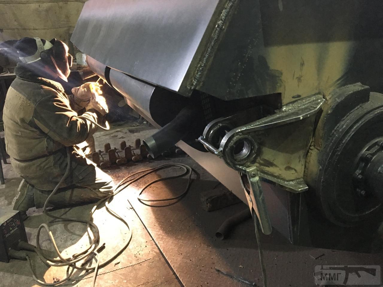 56639 - Деревянный танк