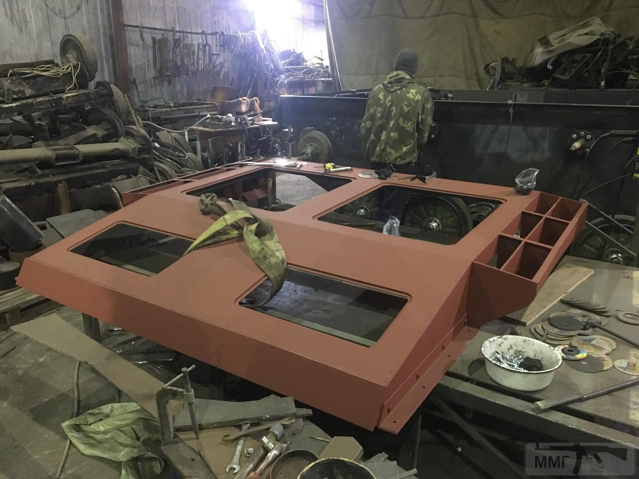 56640 - Деревянный танк