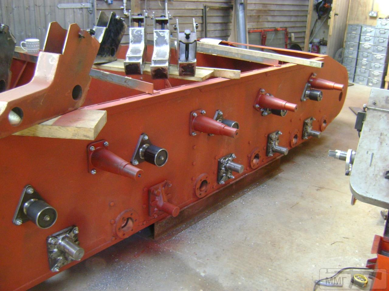 56648 - Деревянный танк
