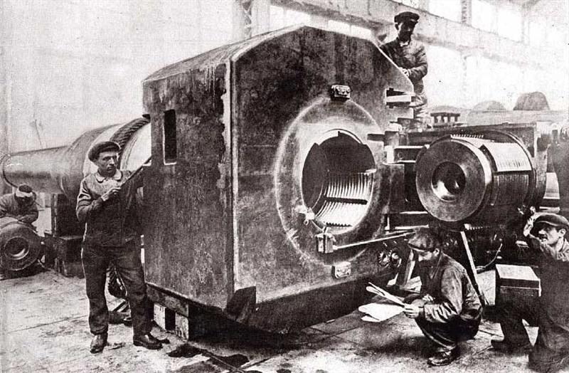 5665 - Артиллерия 1914 года