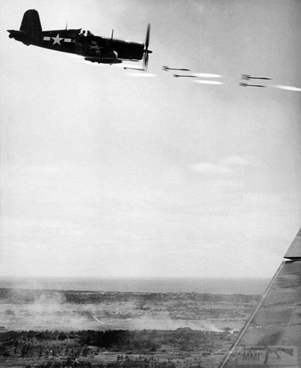56684 - Военное фото 1941-1945 г.г. Тихий океан.