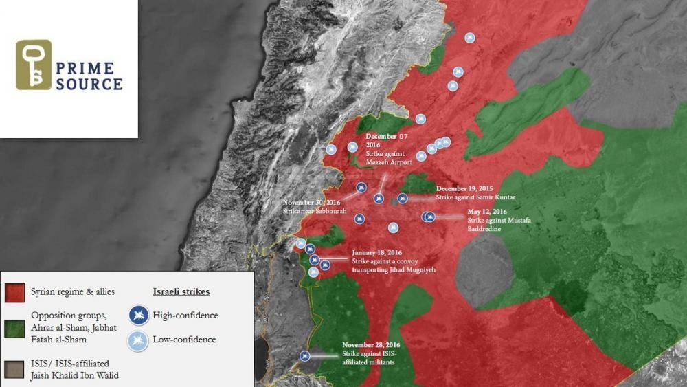 567 - Сирия и события вокруг нее...