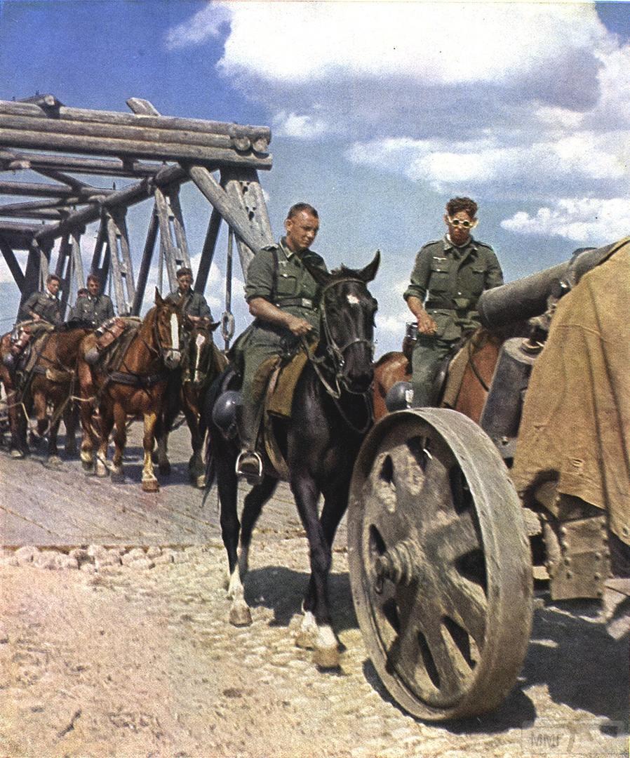 56726 - Военное фото 1941-1945 г.г. Восточный фронт.