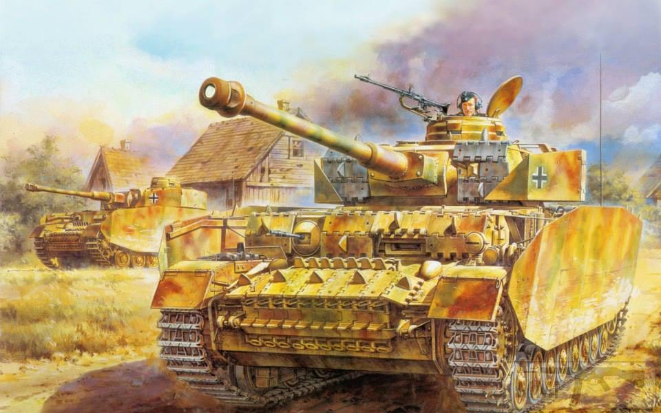 56741 - Achtung Panzer!