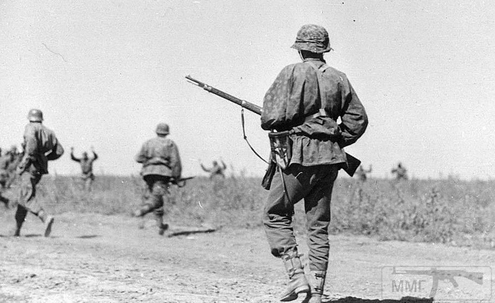 56778 - Лето 1941г,немецкие фото.