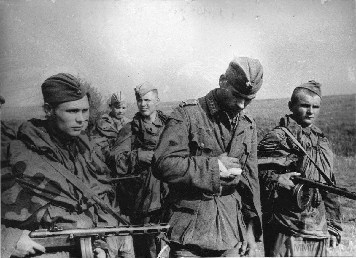 56782 - Военное фото 1941-1945 г.г. Восточный фронт.