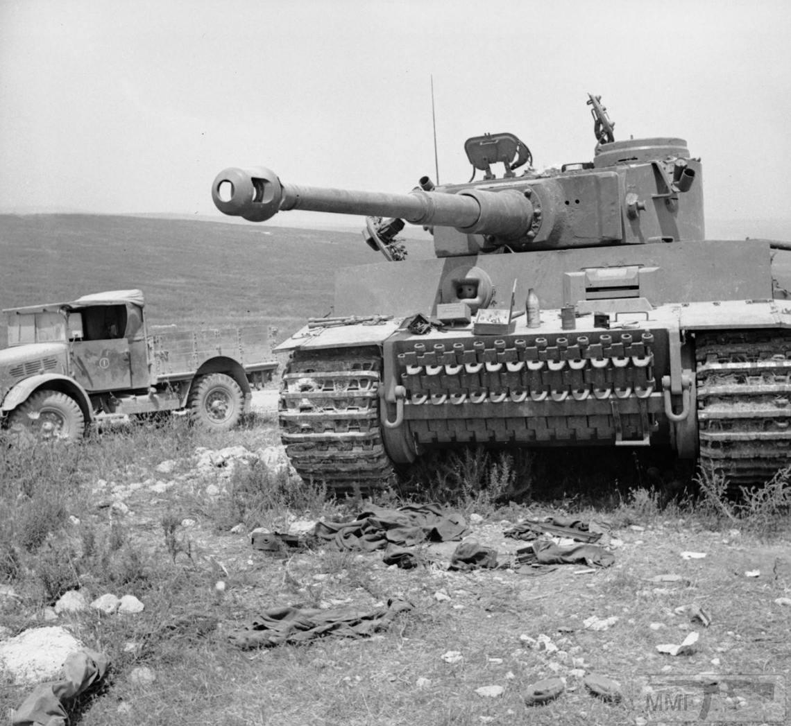 56836 - Танк Тигр - лучший танк Второй Мировой Войны?