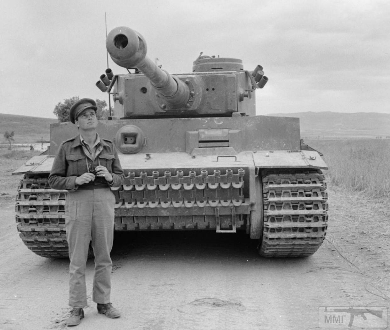 56838 - Танк Тигр - лучший танк Второй Мировой Войны?