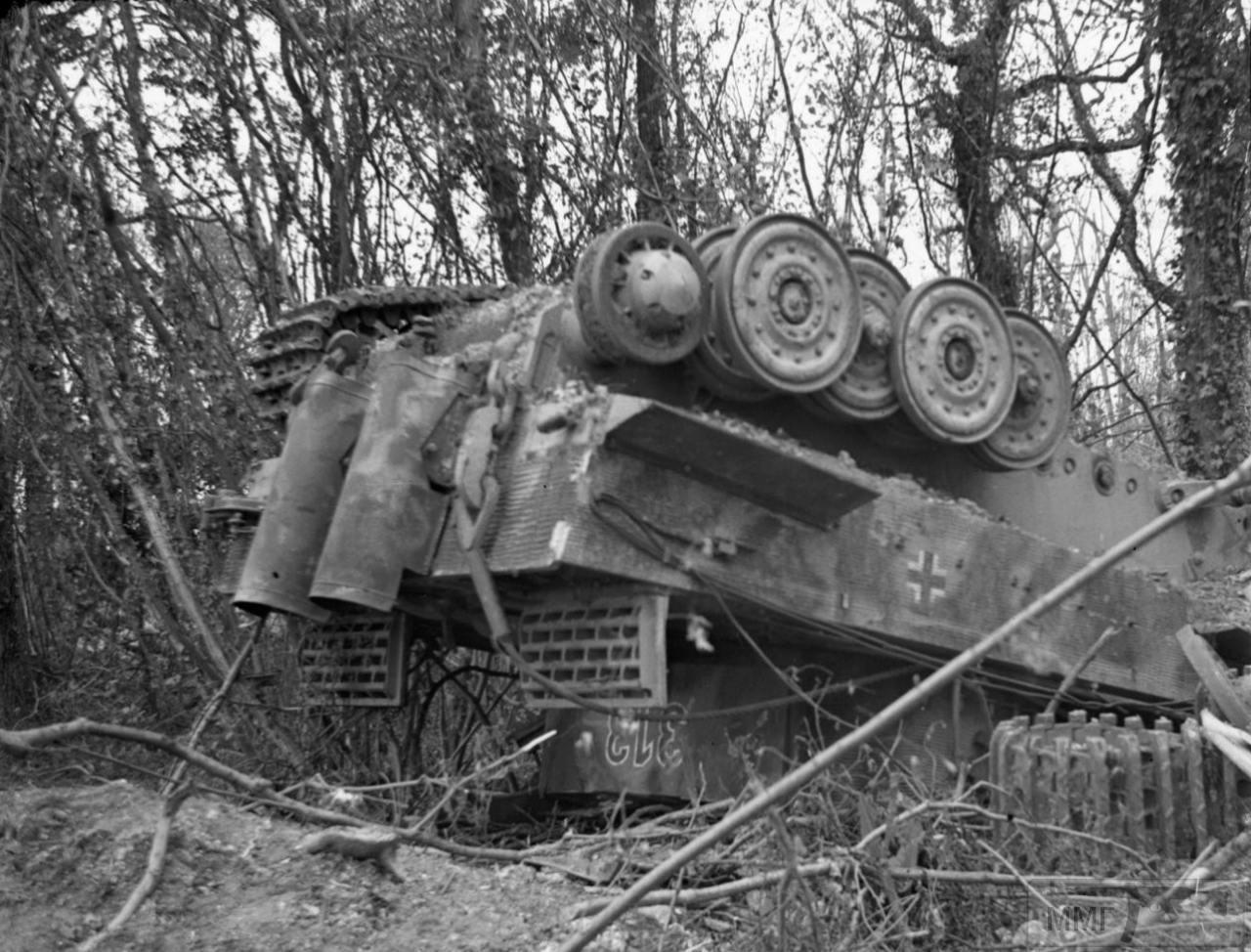 56839 - Танк Тигр - лучший танк Второй Мировой Войны?
