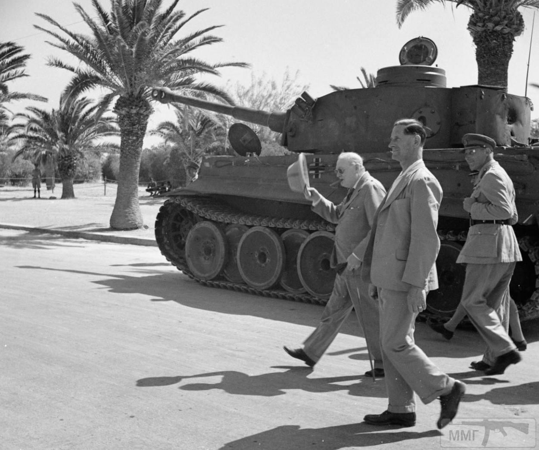 56840 - Танк Тигр - лучший танк Второй Мировой Войны?