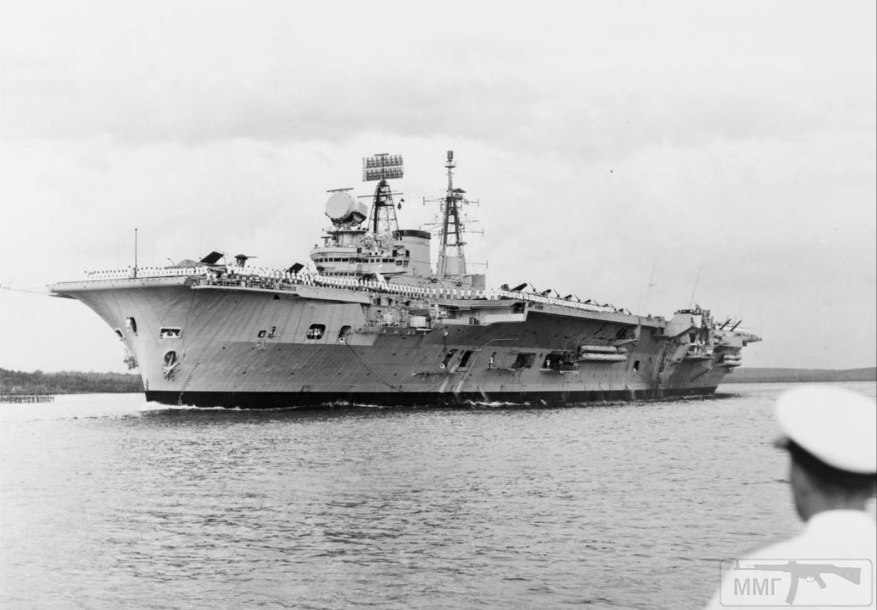 56847 - HMS Eagle (R05)