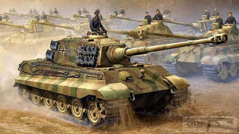 56904 - Achtung Panzer!