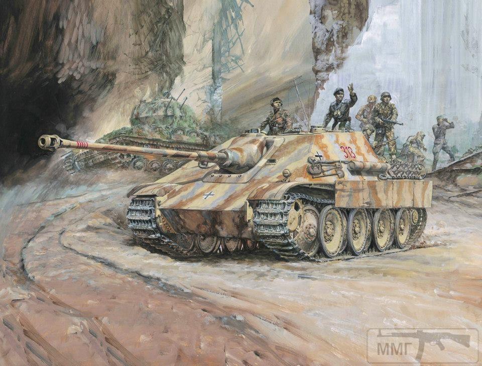 56938 - Самоходные орудия на гусеничном ходу