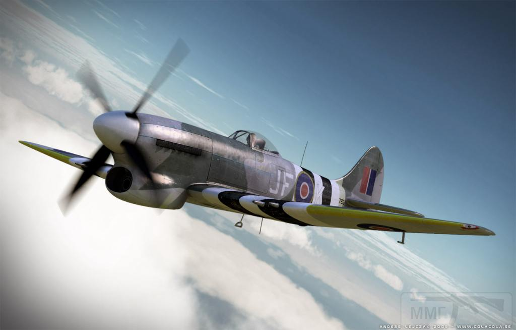 5697 - Hawker Tempest
