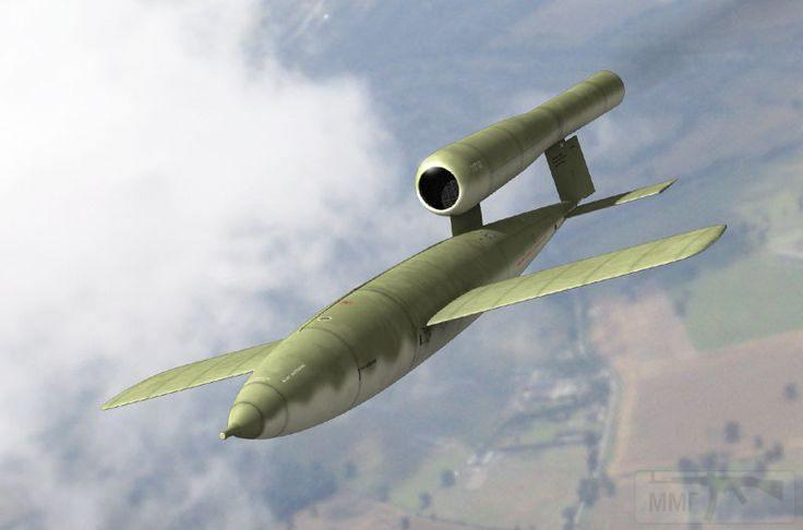 5701 - V1 Flying Bomb