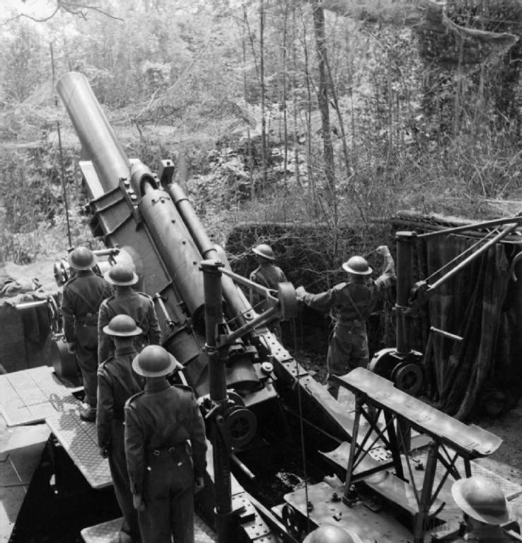 5703 - Артиллерия 1914 года
