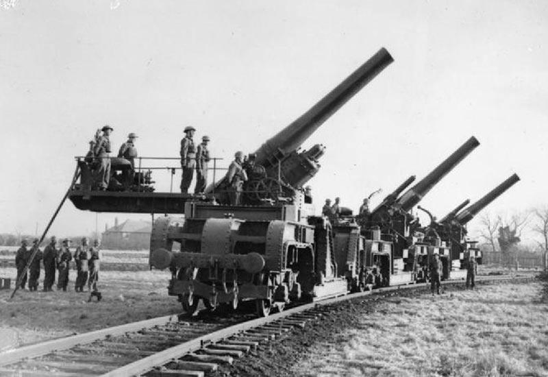5707 - Артиллерия 1914 года