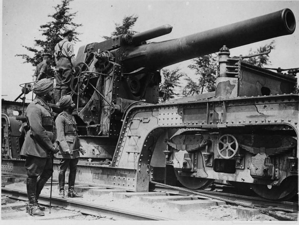 5708 - Артиллерия 1914 года