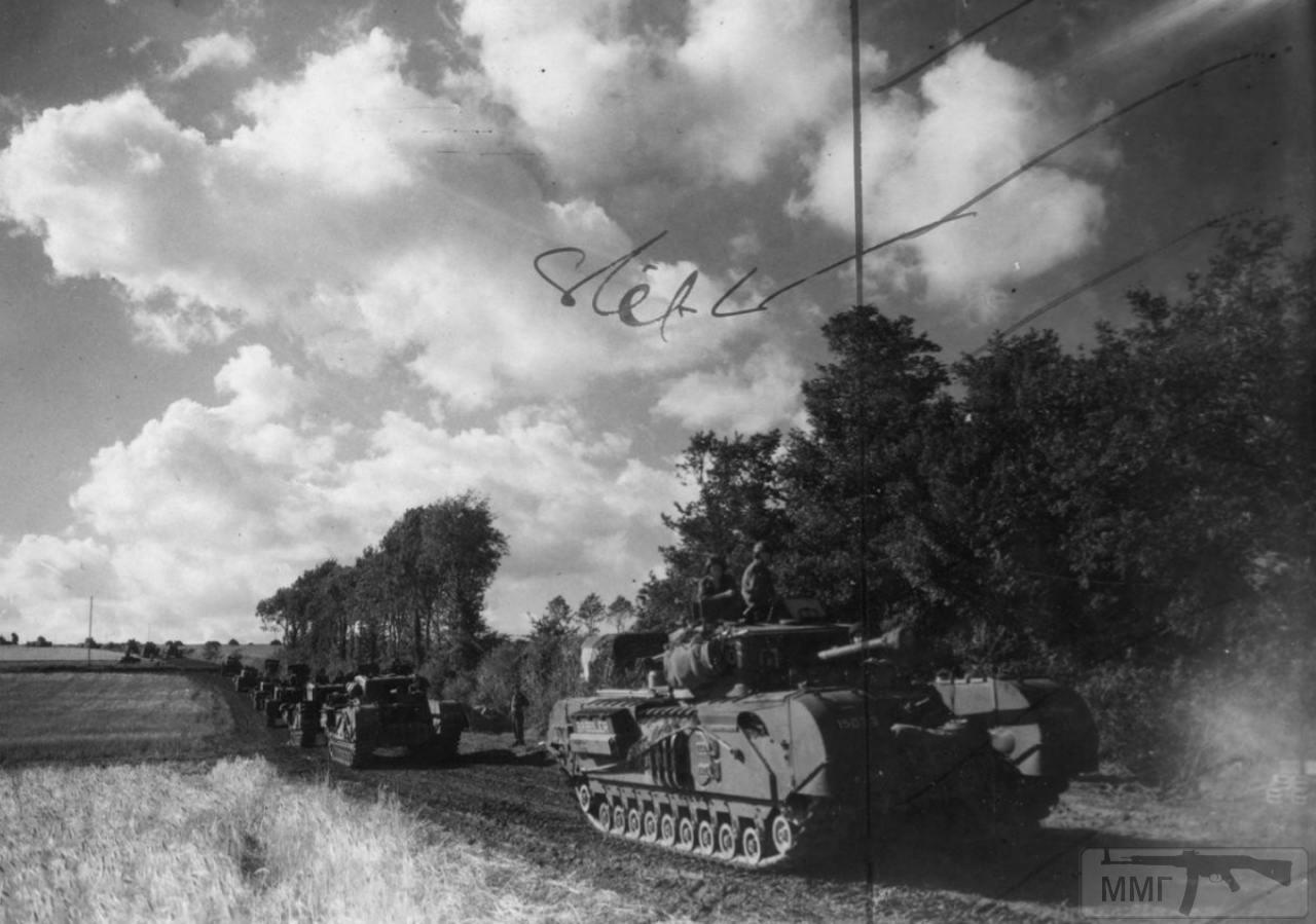 57091 - Британские танки Второй мировой