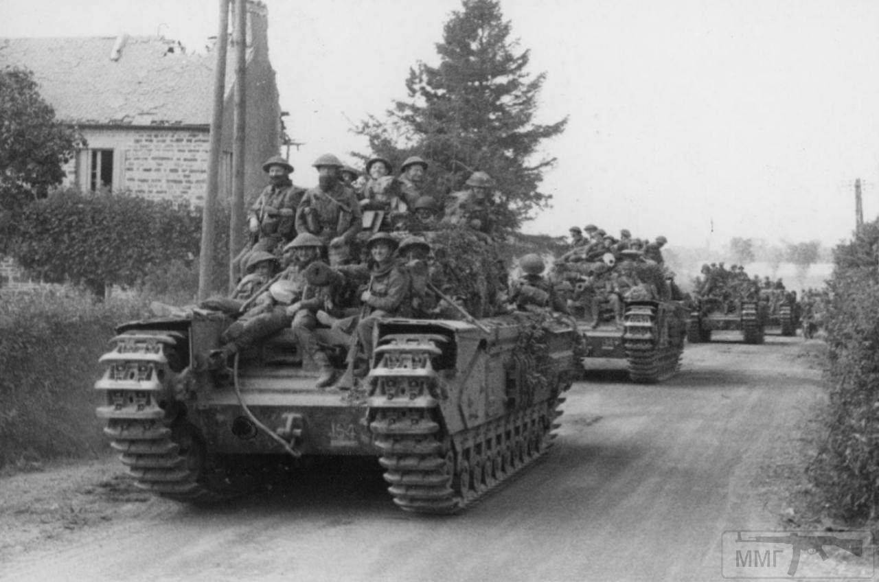 57092 - Британские танки Второй мировой