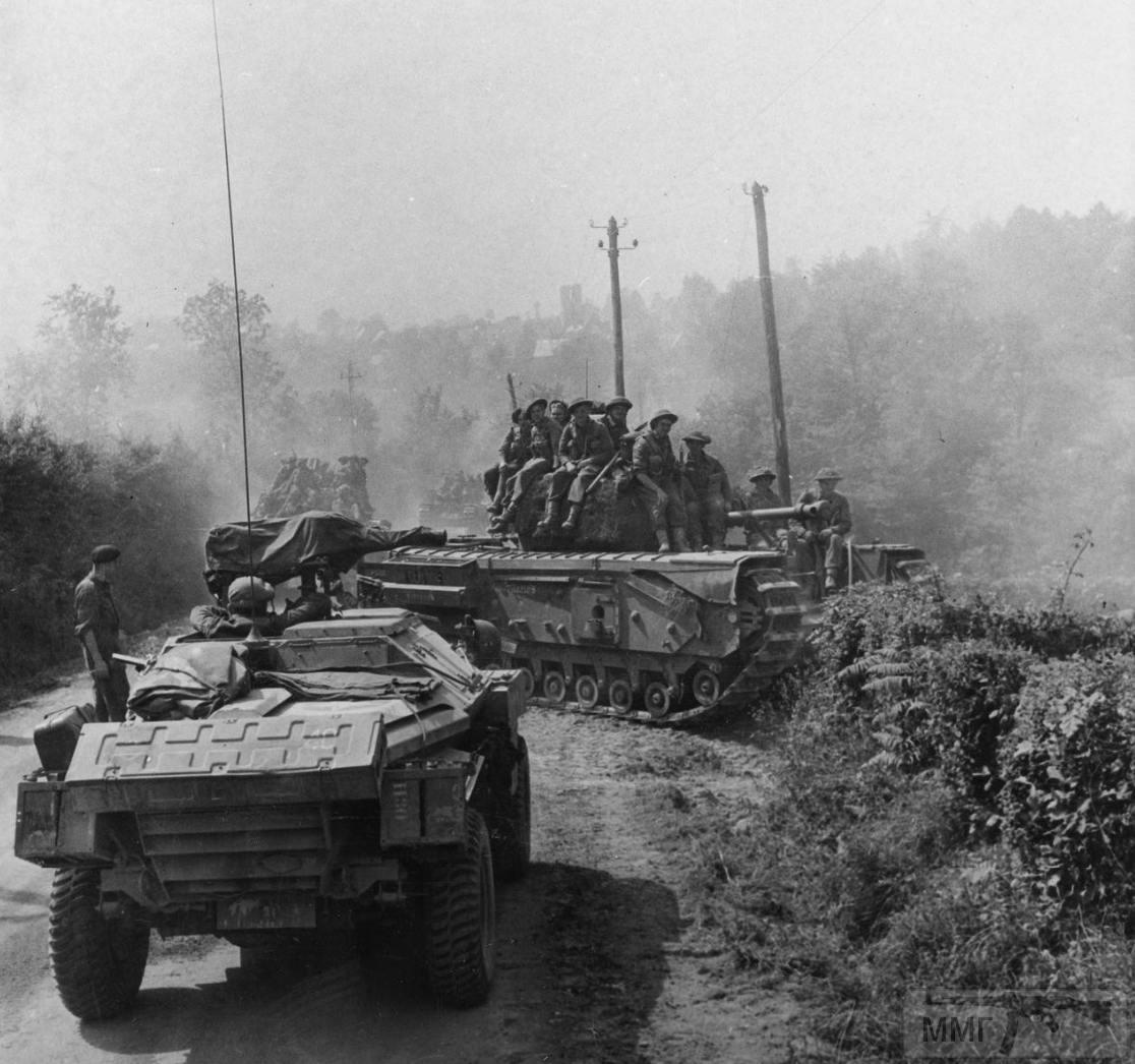 57093 - Британские танки Второй мировой