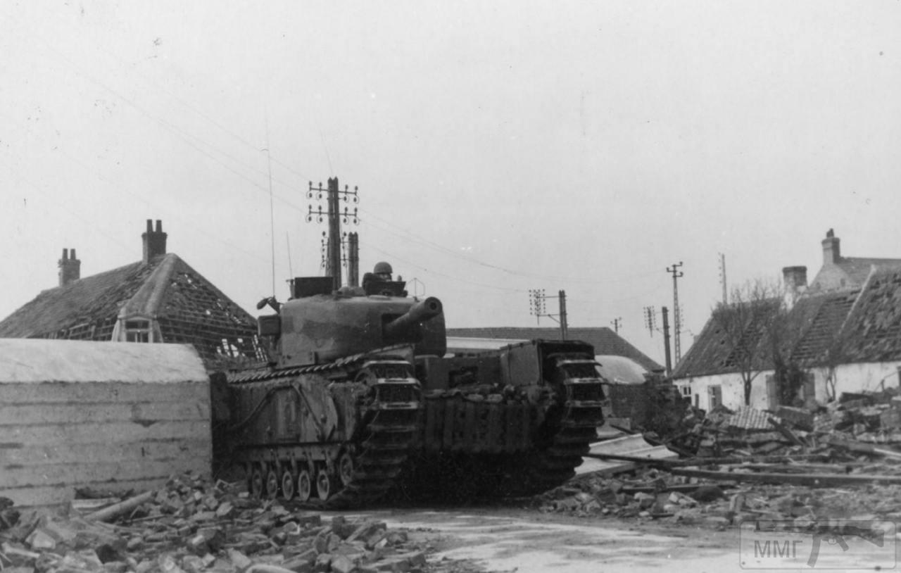 57094 - Британские танки Второй мировой