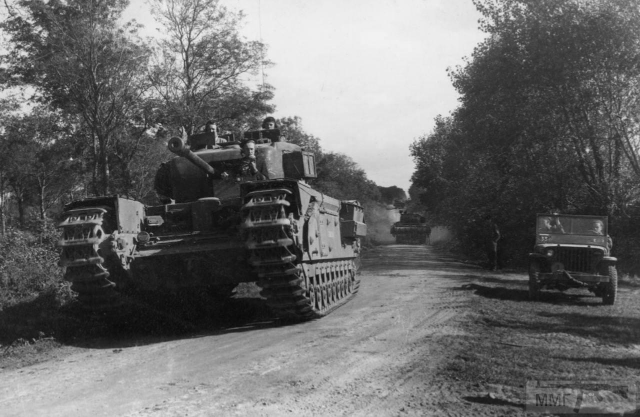 57099 - Британские танки Второй мировой
