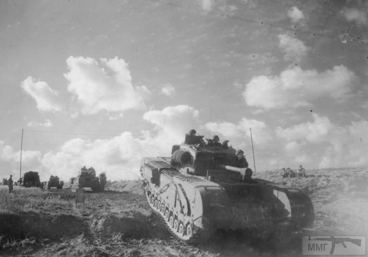 57105 - Британские танки Второй мировой