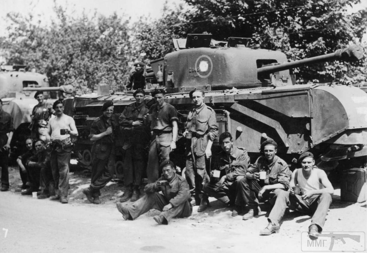 57106 - Британские танки Второй мировой