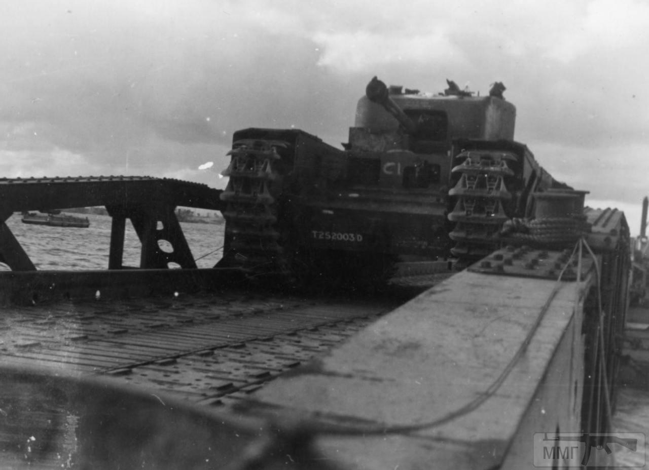 57108 - Британские танки Второй мировой