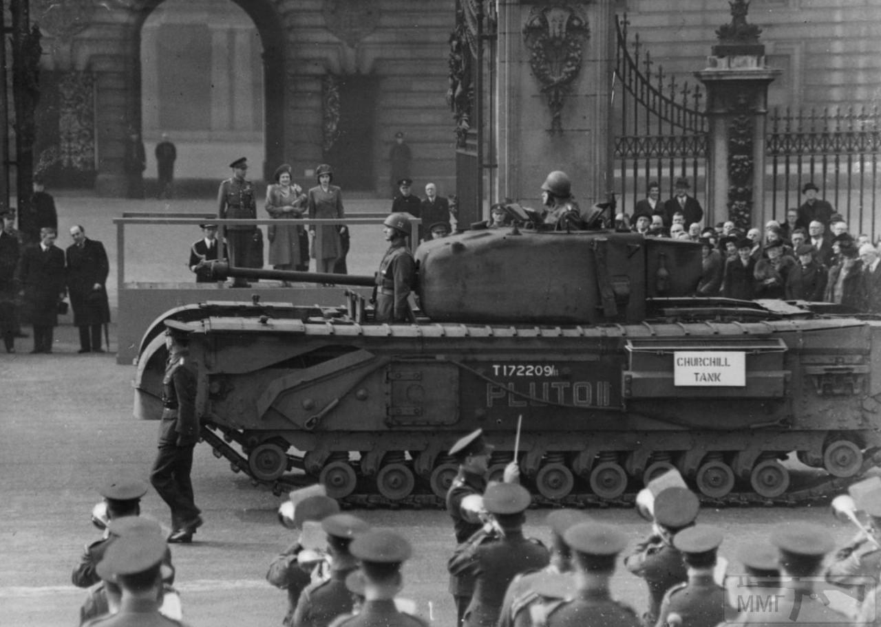 57113 - Британские танки Второй мировой