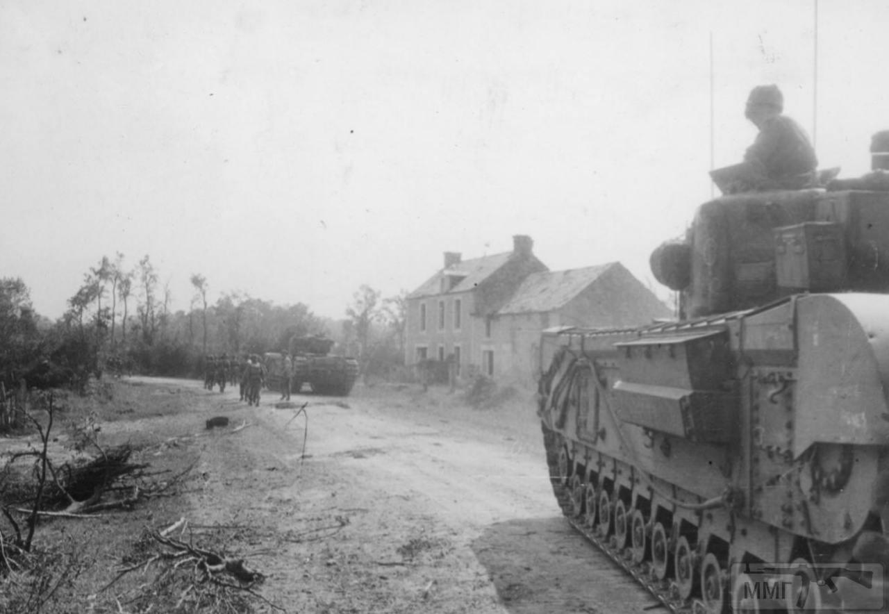 57122 - Британские танки Второй мировой